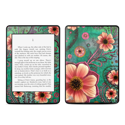 Amazon Kindle Paperwhite Skin - Paisley Paradise