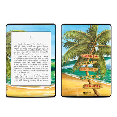 Amazon Kindle Paperwhite Skin - Palm Signs