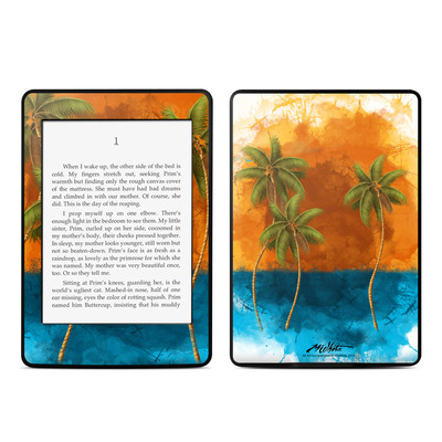 Amazon Kindle Paperwhite Skin - Palm Trio