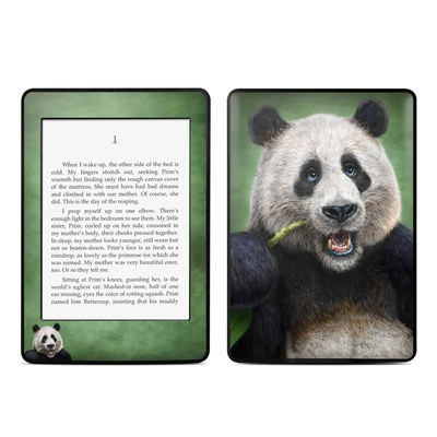 Amazon Kindle Paperwhite Skin - Panda Totem