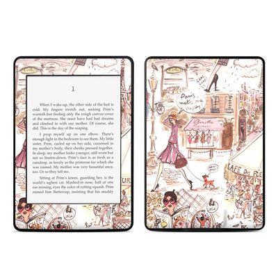 Amazon Kindle Paperwhite Skin - Paris Makes Me Happy