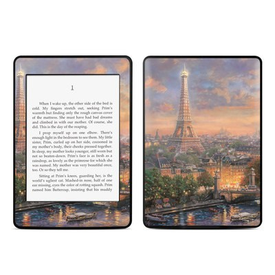 Amazon Kindle Paperwhite Skin - Paris City of Love