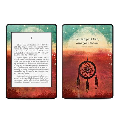 Amazon Kindle Paperwhite Skin - Part Fire
