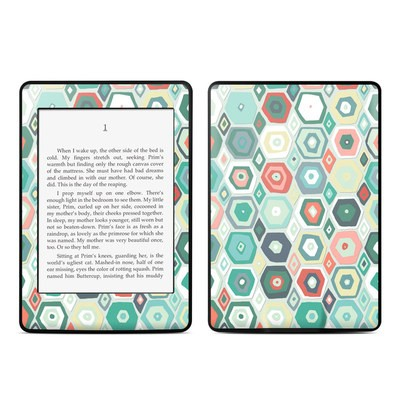 Amazon Kindle Paperwhite Skin - Pastel Diamond