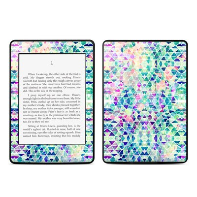 Amazon Kindle Paperwhite Skin - Pastel Triangle