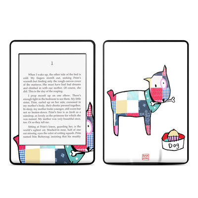 Amazon Kindle Paperwhite Skin - Patch Dog