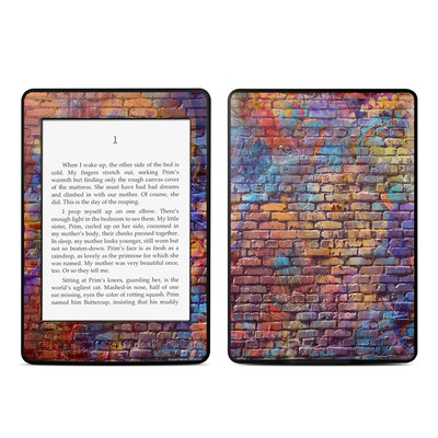 Amazon Kindle Paperwhite Skin - Painted Brick
