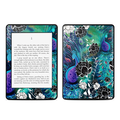 Amazon Kindle Paperwhite Skin - Peacock Garden