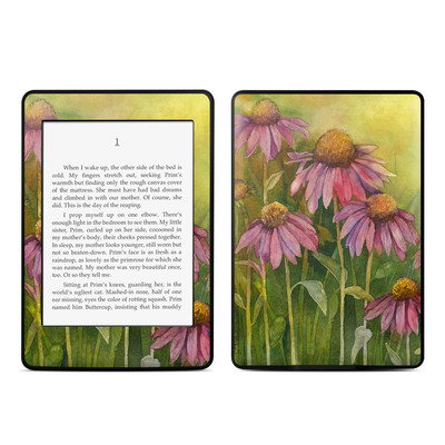 Amazon Kindle Paperwhite Skin - Prairie Coneflower