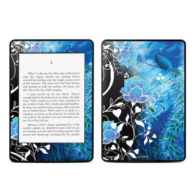 Amazon Kindle Paperwhite Skin - Peacock Sky