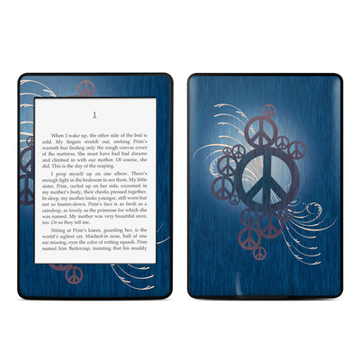 Amazon Kindle Paperwhite Skin - Peace Out