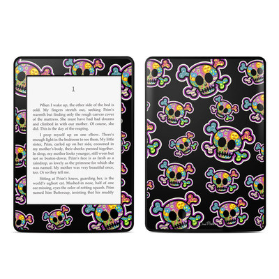 Amazon Kindle Paperwhite Skin - Peace Skulls