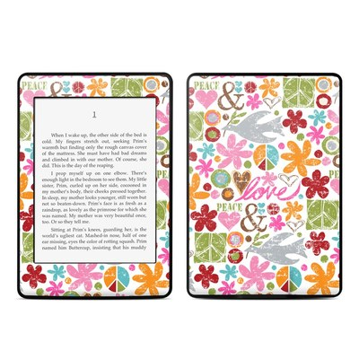 Amazon Kindle Paperwhite Skin - Peace Things