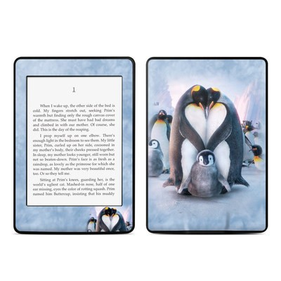 Amazon Kindle Paperwhite Skin - Penguin Heart