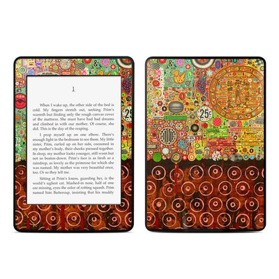 Amazon Kindle Paperwhite Skin - Percolations