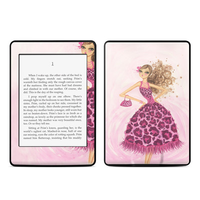 Amazon Kindle Paperwhite Skin - Perfectly Pink