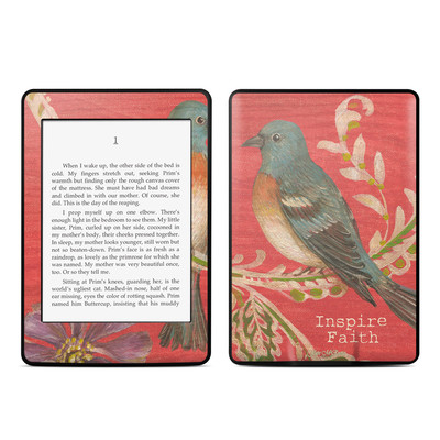 Amazon Kindle Paperwhite Skin - Fresh Picked Fuschia