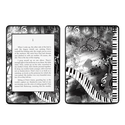 Amazon Kindle Paperwhite Skin - Piano Pizazz