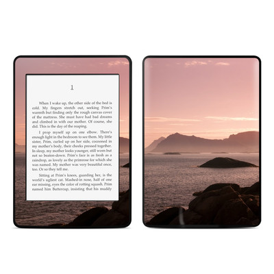 Amazon Kindle Paperwhite Skin - Pink Sea