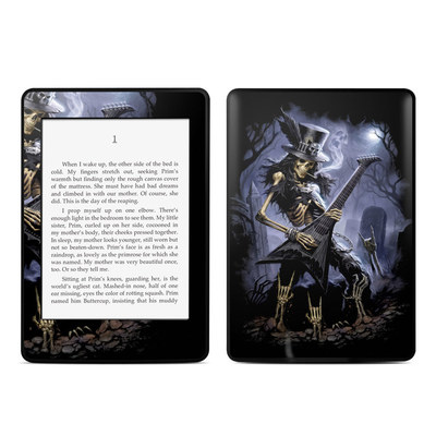 Amazon Kindle Paperwhite Skin - Play Dead