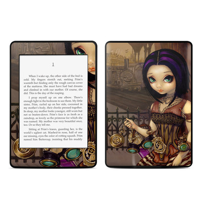 Amazon Kindle Paperwhite Skin - Poe
