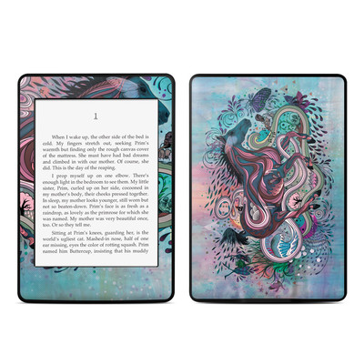 Amazon Kindle Paperwhite Skin - Poetry in Motion