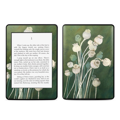 Amazon Kindle Paperwhite Skin - Poppy Pods