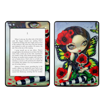 Amazon Kindle Paperwhite Skin - Poppy Magic