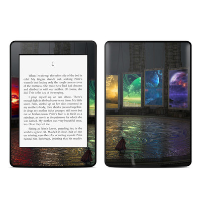 Amazon Kindle Paperwhite Skin - Portals