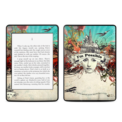 Amazon Kindle Paperwhite Skin - Possible