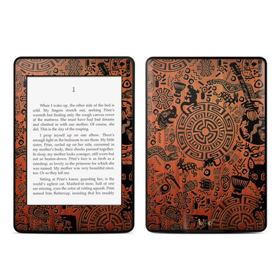 Amazon Kindle Paperwhite Skin - Primitive Symbols