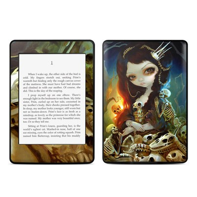 Amazon Kindle Paperwhite Skin - Princess of Bones