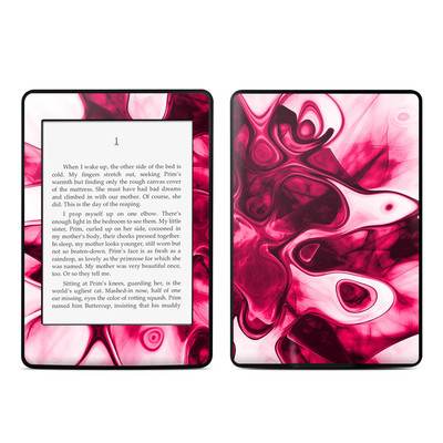 Amazon Kindle Paperwhite Skin - Pink Splatter