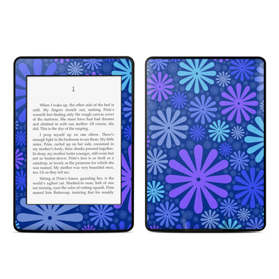 Amazon Kindle Paperwhite Skin - Indigo Punch