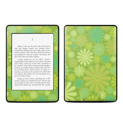 Amazon Kindle Paperwhite Skin - Lime Punch