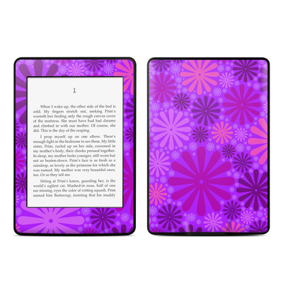 Amazon Kindle Paperwhite Skin - Purple Punch