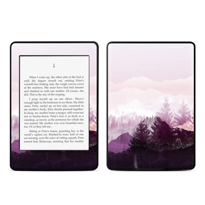 Amazon Kindle Paperwhite Skin - Purple Horizon