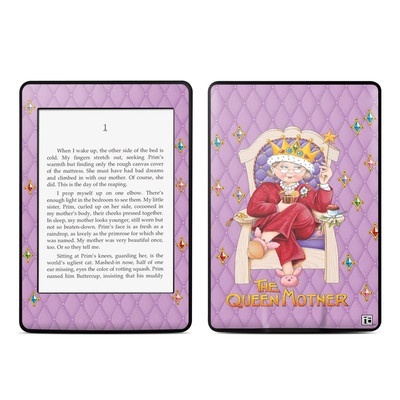 Amazon Kindle Paperwhite Skin - Queen Mother