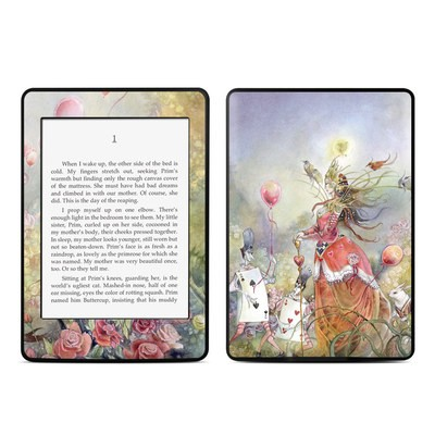 Amazon Kindle Paperwhite Skin - Queen of Hearts