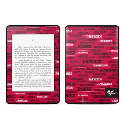 Amazon Kindle Paperwhite Skin - Racers