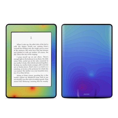 Amazon Kindle Paperwhite Skin - Rainbow Contours