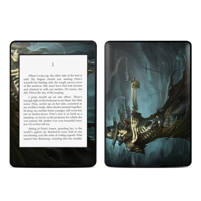 Amazon Kindle Paperwhite Skin - Reaper Gunslinger