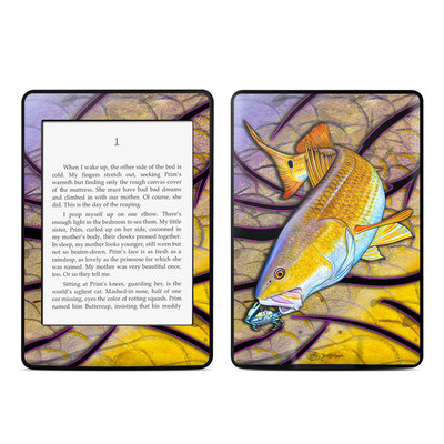 Amazon Kindle Paperwhite Skin - Red Fish