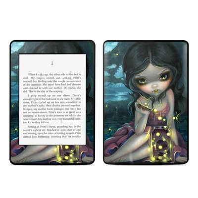 Amazon Kindle Paperwhite Skin - Releasing Fireflies