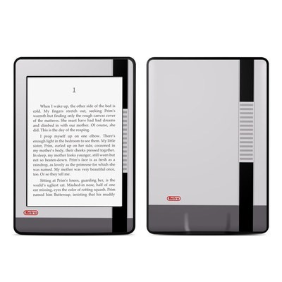 Amazon Kindle Paperwhite Skin - Retro Horizontal