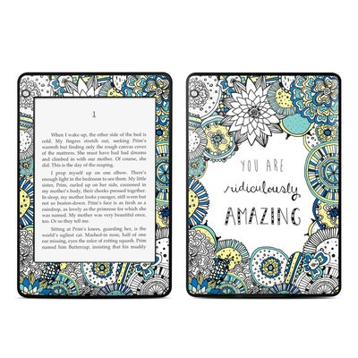 Amazon Kindle Paperwhite Skin - You Are Ridic