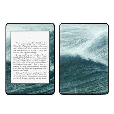 Amazon Kindle Paperwhite Skin - Riding the Wind