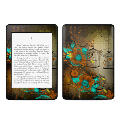 Amazon Kindle Paperwhite Skin - Rusty Lace