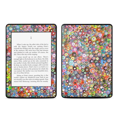 Amazon Kindle Paperwhite Skin - Round and Round