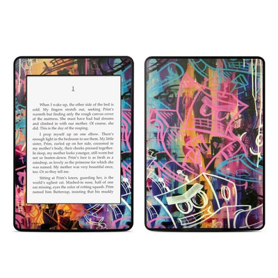 Amazon Kindle Paperwhite Skin - Robot Roundup